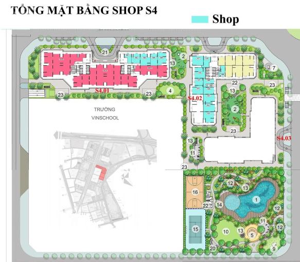 Chính chủ bán căn Shophouse Vinhomes Smart City. DT 70m2 giá 6.6 tỷ hỗ trợ vay 70%, LS 0% ảnh 0