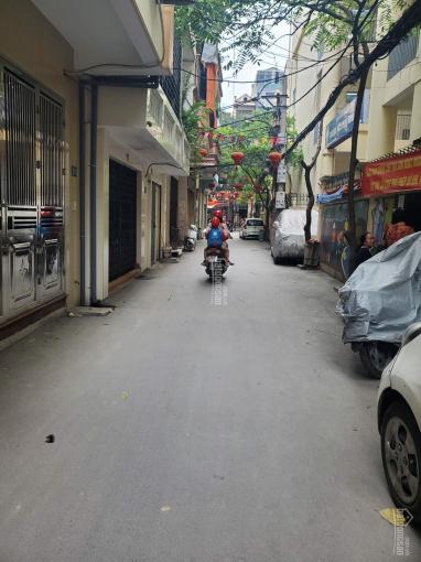 Nhà đẹp phố Nhân Hòa, Quận Thanh Xuân 35m2 x 5 tầng gara ô tô kinh doanh ảnh 0