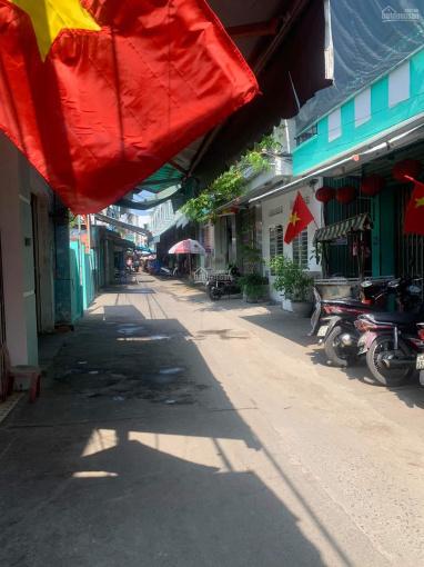 Nhà c4 140m2 ngang hơn 7m kiệt Nguyễn Văn Linh ảnh 0