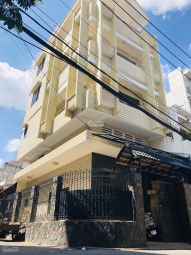 Chính chủ bán nhà 1 trệt 1 lửng 3 lầu - 2 mặt tiền hẻm 13 Trần Văn Hoàng, phường 9, Tân Bình ảnh 0
