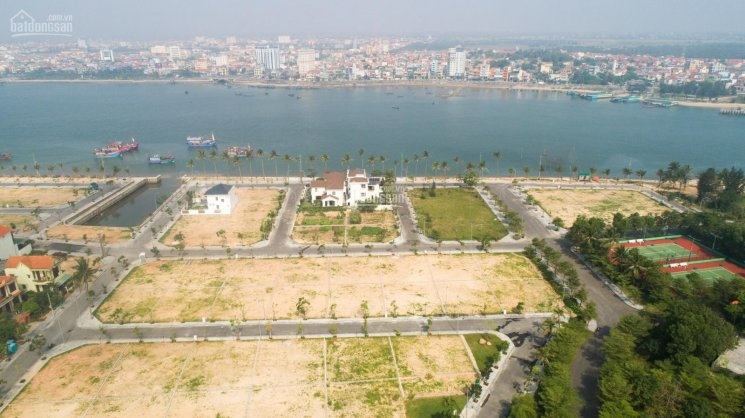 Rẻ bất ngờ! Bán lô đất nền mặt biển Bảo Ninh,TP Đồng Hới nằm trong khu Resort 6 sao. Chỉ 23 tr/m2 ảnh 0