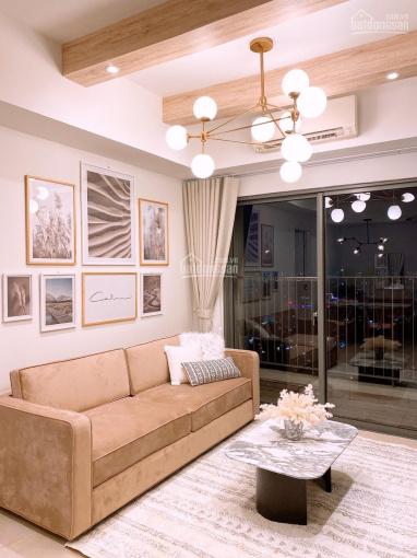 2 phòng ngủ NT mới 100% đẹp y hình Masteri Thảo Điền lầu cao view sông trực diện - 0938885138 Hồng ảnh 0