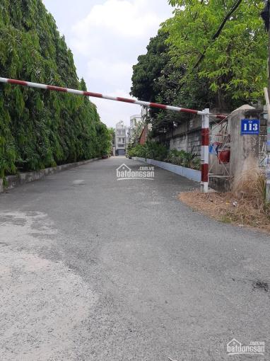 Bán lô đất khu Compound đường Lê Văn Chí sát bên trường Đỗ Tấn Phong 100m2 giá 8 tỷ ảnh 0