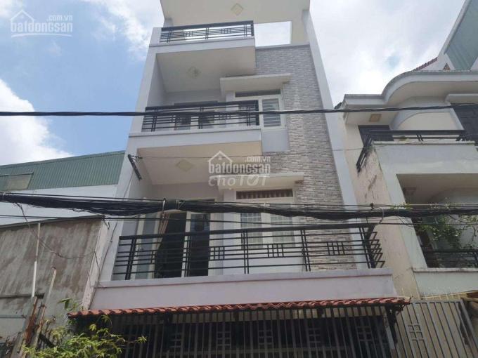 Nhà Tân Sơn Nhì 4.7x12m, 1 trệt 2 lầu 2 sân thượng, 4PN - 3WC, BTCT - SHR - 7,6 tỷ ảnh 0