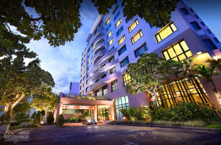 Bán khách sạn 5 sao MT Bùi Thị Xuân, P Bến Thành Q1. DT 25 x 20m 1 hầm 12 tầng, 180P giá 450 tỷ ảnh 0