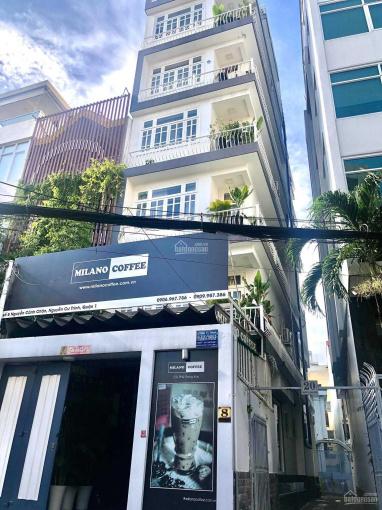 Cần bán gấp nhà 2MT Nguyễn Cảnh Chân, Q.1, 150m2, 7 tầng, giá 42 tỷ (TL) ảnh 0
