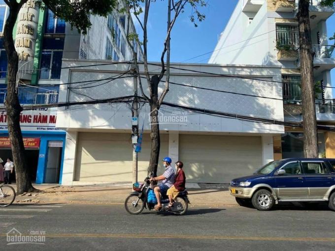 Nhà đất nền diện tích rộng 2 mặt tiền đường Nguyễn Trãi ảnh 0