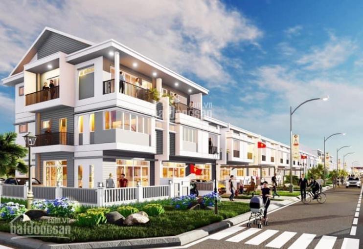 Bán nhà phố biệt thự Vườn Thiên Đàng 2 trong khu đại đô thị sinh thái EcoLakes Mỹ Phước ảnh 0