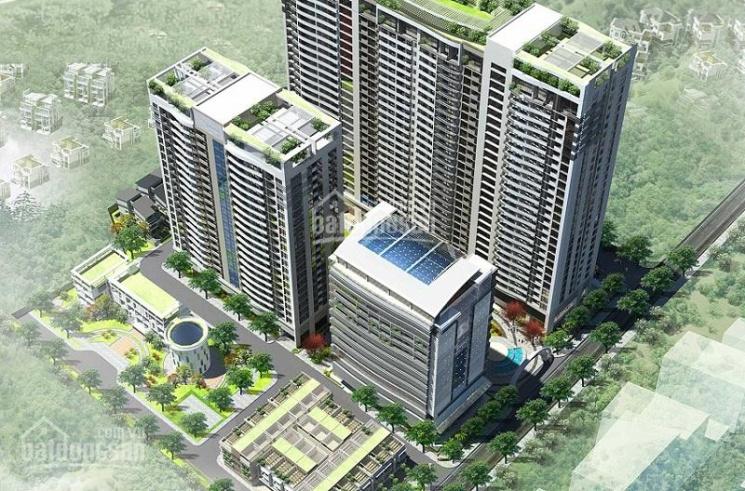 Bán gấp căn hộ 88m2 hướng Nam, ban công hướng Bắc, tầng 14 - CT2B tòa nhà Tràng An complex ảnh 0