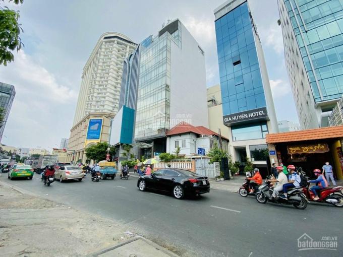 Bán tòa nhà cao ốc kinh doanh khách sạn Nguyễn Trãi, Bến Thành, Quận 1, giá 290 tỷ ảnh 0
