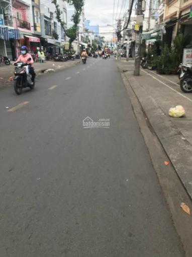 Nhà bán góc 2 mặt tiền đường Hưng Phú, P. 9, Q. 8, DT 6mx16m, 1 lầu gác ảnh 0