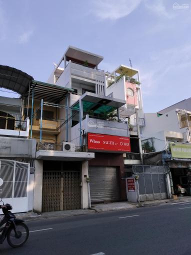 Nhà mặt tiền Trần Hưng Đạo, Quận 5 ngay Triệu Quang Phục 3.8m x 18m, giá 21 tỷ ảnh 0