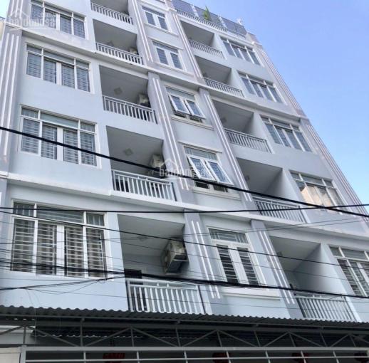 Cần sang nhượng lại căn hộ khách sạn hẻm Nguyễn Thiện Thuật, 6 tầng, 20 phòng ảnh 0
