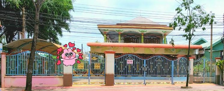 Bán nhà mặt tiền đường Trần Văn Nam, P3, Tp. Tân An giá 3.2 tỷ ảnh 0