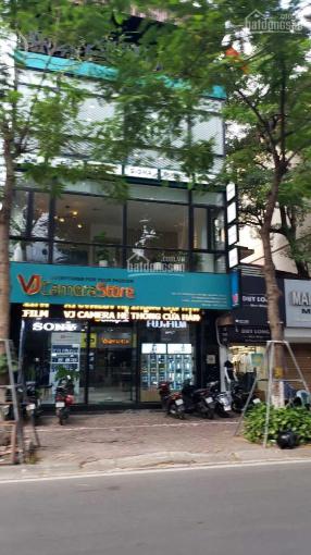 Cho thuê nhà phố Trần Đại Nghĩa, 75m2, 3 tầng, MT~5m, giá 35tr/th. LH: 0866607145 ảnh 0