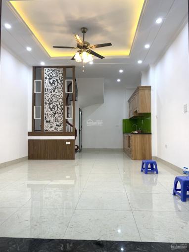 Bán nhà xây mới đơn lập phố Khương Đình, Quận Thanh Xuân, Hà Nội. DT 35m2 x 5T, Lô góc ngõ thông ảnh 0