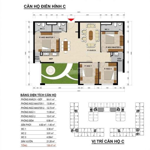 Căn hộ sân vườn ký HĐ trực tiếp với CĐT, sở hữu lâu dài, duy nhất 3 căn trong khu dự án ảnh 0