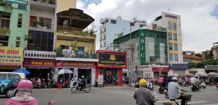Bán nhà mặt tiền Nguyễn Đình Chiểu, Q3, nhà 3 lầu 8mx14m khu kinh doanh thời trang sầm uất ảnh 0