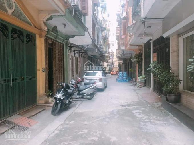 Phân lô vỉa hè Nguyễn Chí Thanh, 45m2x5Tx4mt, nhỉnh 8 tỷ, LH Loan Đống Đa 0934668939 ảnh 0