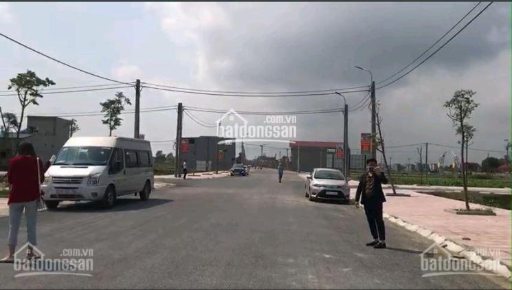 Chính chủ bán đất mới đấu giá hướng Đông đường Từ Thức, TT Nga Sơn, Thanh Hóa - 100m2 - giá 1.6x tỷ ảnh 0