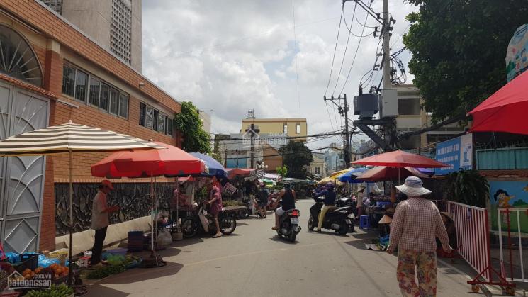Bán nhà 2 mặt tiền chợ Hoàng Mai P15 Q. Gò Vấp ảnh 0