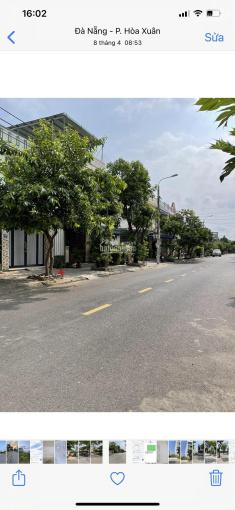 Bán đất biệt thự Nguyễn Đình Thi 525m2 thuộc đảo vip giá siêu rẻ view sông thuộc Hòa Xuân, Cẩm Lệ ảnh 0