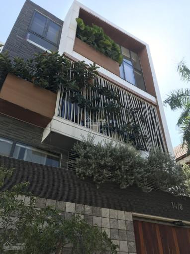 Nhà 2 mặt tiền đường C18, Phường 12, Tân Bình, 5x20m trệt + 4 lầu, nhà mới 100%. Giá 24.5 tỷ ảnh 0