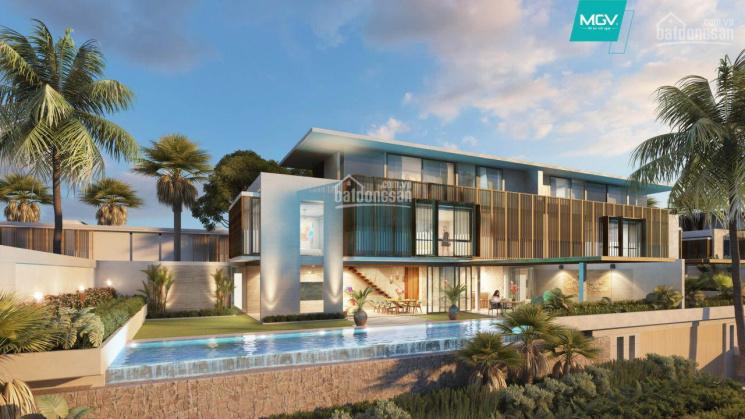 Biệt thự hồ 5 sao Phú Quốc, đầy đủ nội thất, sở hữu lâu dài, hồ bơi riêng, cách biển 700m ảnh 0