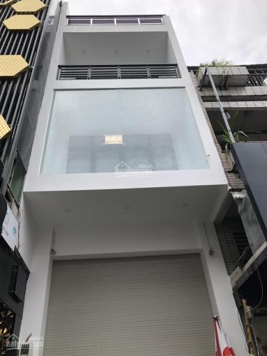 Bán nhà HXH Trần Đình Xu, Phường Cầu Kho, Quận 1 DT 4x16m kết cấu 7 tầng giá chỉ 13 tỷ ảnh 0