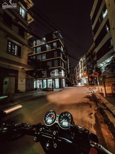 Lô góc 2 mặt kinh doanh phố Võ Chí Công, Tây Hồ 72m2x6T thang máy, khu vực sầm uất. Giá: 21 tỷ ảnh 0