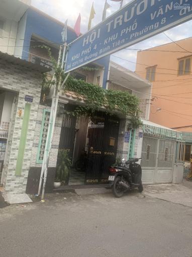 Cần bán gấp nhà hẻm trung tâm Bình Tiên, P8, Q6, HCM chính chủ ảnh 0
