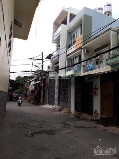 Bán nhà hẻm nhựa 7m Huỳnh Thiện Lộc, Tân Phú, DT 4 X 16.25(65m2) 2 lầu sân thượng xe hơi vô trong ảnh 0