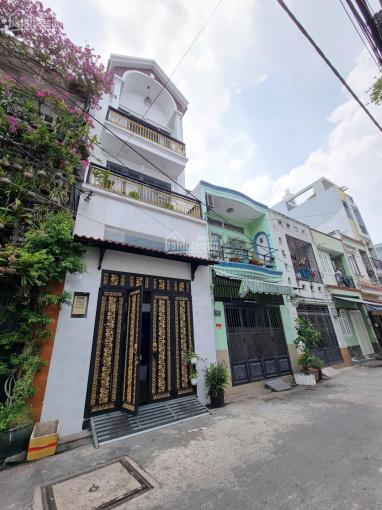 Bán nhà hẻm 160 Lê Thúc Hoạch, Phường Tân Quý, Quận Tân Phú, nhà mới 1 lững, 2 lầu, sân thượng ảnh 0