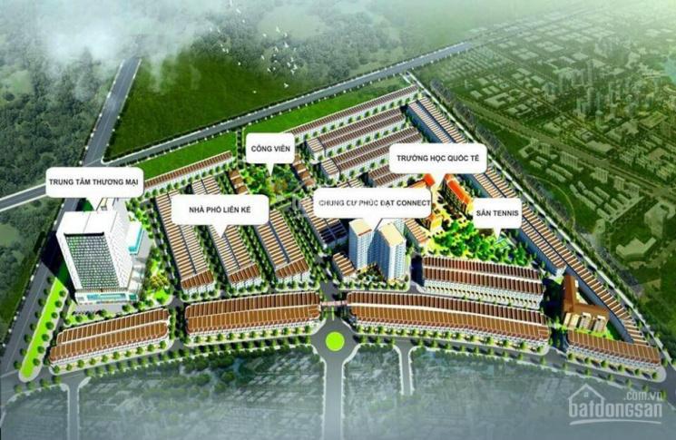 Bán 2 lô đất liền kề khu dân cư Phúc Đạt, đối diện trung tâm thương mại ảnh 0