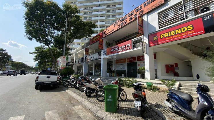 Bán shop MT đường Nguyễn Đức Cảnh, trung tâm Phú Mỹ Hưng. Giá 16 tỷ ảnh 0