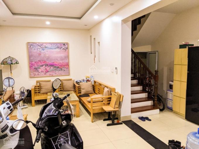 (Ảnh thật) bán nhà mặt ngõ kinh doanh, cách phố Hào Nam 20m, 35 m2, mặt tiền 5m, 5 tầng, 4,79 tỷ ảnh 0