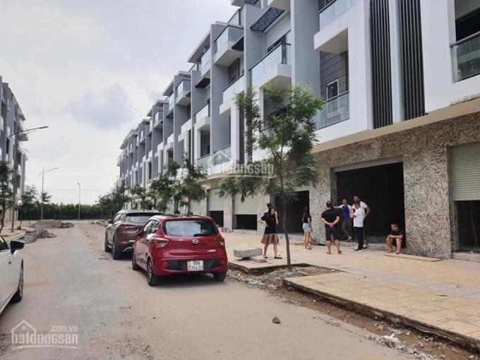 Cc bán nhà 5 tầng Him Lam mặt Cl3 nhìn chéo sang vườn hoa  TẶNG ngay 2 chỉ vàng cho Khách Hàng ảnh 0