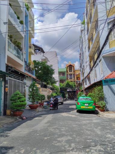 Hẻm 10m, đường Cộng Hoà, khu Vincom - Hoàng Văn Thụ 4x20m 3 lầu ST giá 12.8 tỷ ảnh 0
