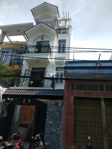 Tôi cần bán gấp nhà mới - đẹp, 2 Lầu ST, DT 4.5x18m, hẻm 6m thông, đường Lê Văn Thọ P. 9 chỉ 6.7 tỷ ảnh 0
