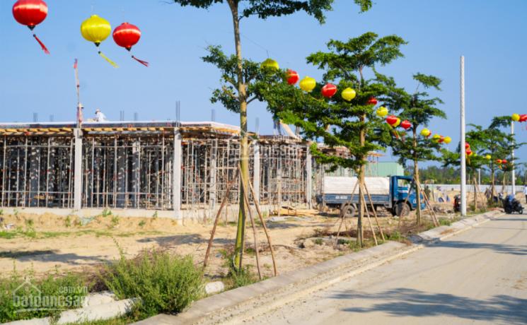 Lô đất Shophouse thuộc dự án Rosa Riverside Complex cạnh sông Cổ Cò tỉnh Quảng Nam ảnh 0