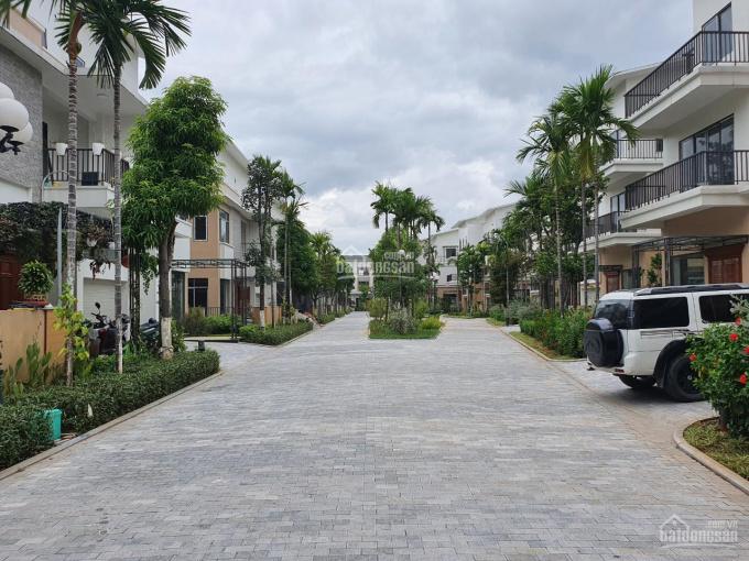 Chính chủ bán căn biệt thự thuộc KDT HUB Trầu Cau, DT 212m2, MT 14m, hướng ĐN, giá 15.1 tỷ ảnh 0