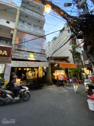 Bán nhà HXH Lê Thị Riêng hẻm đẹp 3.9x18m, trệt 3 lầu giá 18 tỷ ảnh 0