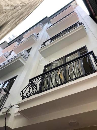 Nhà mới xây độc lập ngã tư Mậu Lương - Xa La, gần đường ô tô xây mới 5T ngõ trước thoáng 0338994026 ảnh 0