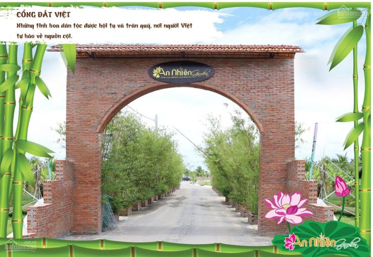 Bán gấp nền tại phường 6 - TP Tân An, An Nhiên Garden, SHR, 80m2, giá 680 triệu, LH 0901431488 ảnh 0