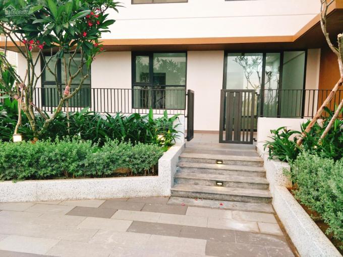Căn hộ sân vườn mới 100% 105m2 - căn góc trọn 2 view - chuẩn bị có sổ hồng ảnh 0