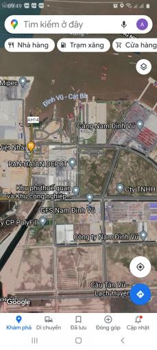 Bán 3ha đất đã có sẵn nhà xưởng ở khu công nghiệp Nam Đình Vũ, Hải Phòng ảnh 0