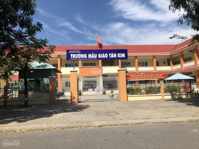 Bán gấp đất nằm trong KDC Đặng Huỳnh ngay vòng xoay Tân Kim, xã Tân Kim, Cần Giuộc, Long An ảnh 0