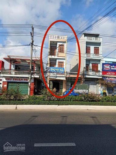 Bán nhà 3 tầng đúc, số 109 mặt tiền đường Nguyễn Tất Thành, phường 2, TP Tuy Hoà, Phú Yên ảnh 0