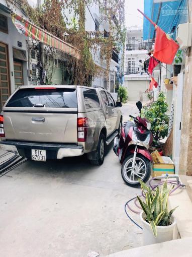 Bán nhà hẻm 38 Gò Dầu, P Tân Quý, Quận Tân Phú. DT 4,4x14m (61m2 công nhận) cấp 4, giá 5,1 tỷ TL ảnh 0