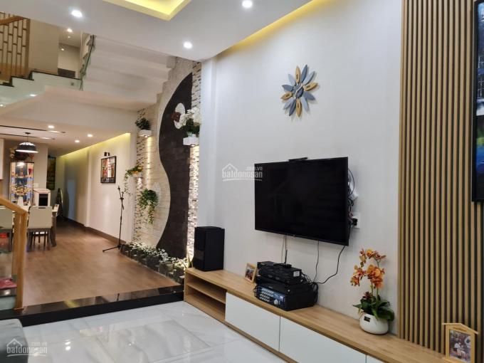 Bán nhà siêu đẹp đường 5.5m Nguyễn Giản Thanh - Thanh Khê để lại nội thất ảnh 0